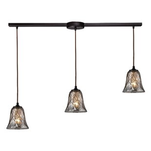 Orwell 3-Light Cluster Pendant by Darby Home Co