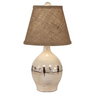 Hadlock Birds on a Brand 19 Table Lamp