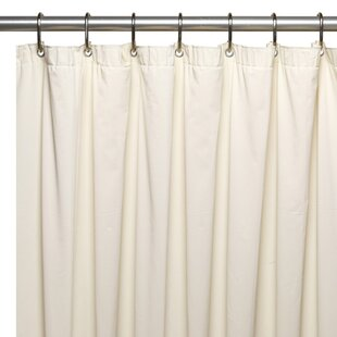 Vinyl 5 Gauge Single Shower Curtain Liner
