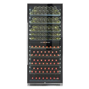 300 Bottle Dual Zone Convertible Wine Cellar