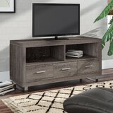 Parrish TV Stand for TVs up to 55 by Wrought Studio™
