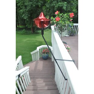 Starlite Garden and Patio Torche Co. Maui Grande and Deck Mount Bracket Torch (Set of 2)