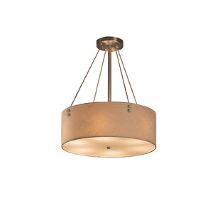 Latitude Run Red Hook 3 Light Pendant