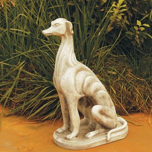 OrlandiStatuary Animals Italian Grayhound Statue