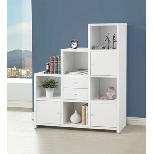 Vanhouten Step Bookcase by..