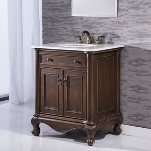 Stockholm 30″ Single Bathroom Vanity Set