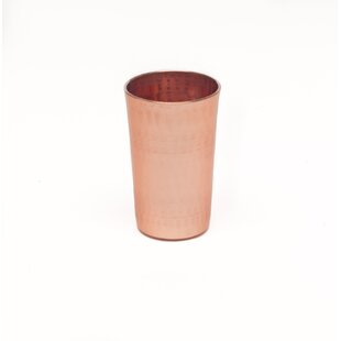 Tequilero 2 oz. Copper Shot Glass (Set of 2)