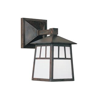 Top Reviews Raymond 1-Light Outdoor Wall Lantern By Arroyo Craftsman