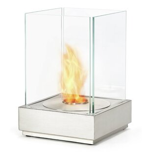 EcoSmart Fire T Outdoor Stainless Steel B..
