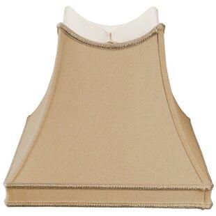 12 Silk/Shantung Novelty Lamp Shade