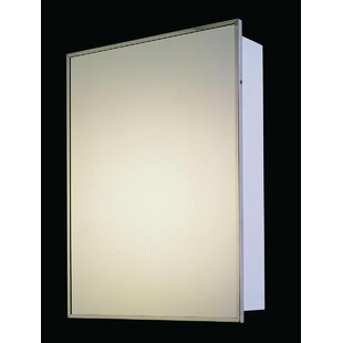 Best Choices Scottville 16 x 22 Surface Mount Medicine Cabinet By Winston Porter