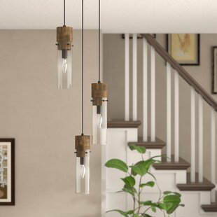 Dinel 3-Light Pendant by Graci..