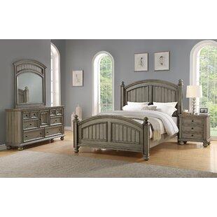 Lecia Panel Configurable Bedroom Set