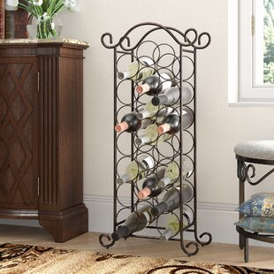 Corell Park 20 Floor Wine Rack by Fleur D..