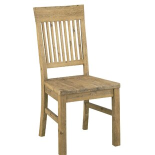 Orono Solid Wood Dining Chair by Willisto..