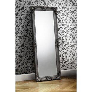 Pewter Floor Mirror | Wayfair.co.uk