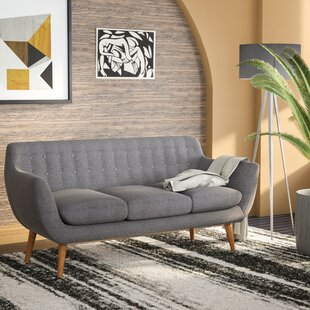 Martinique Tufted Sofa by Langley Street