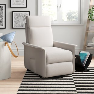 Quinlynn Electric No Motion Recliner By Zipcode Design