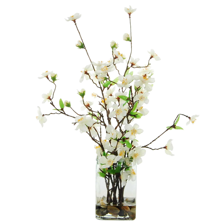 Dogwood Floral Arrangement & Reviews | Joss & Main