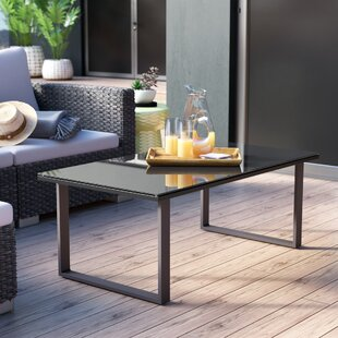 Fehi Aluminum Coffee Table