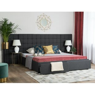 Kailee Upholstered Bed Frame By Ebern Designs