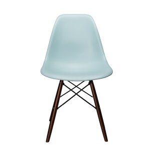 Bakken Molded Plastic Dining Chair by Varick Gallery