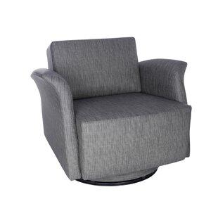 Brayden Studio Oconner Swivel Lounge Chair