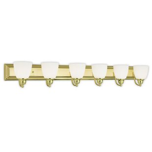 Darby Home Co Macquarie 6-Light Vanity Light