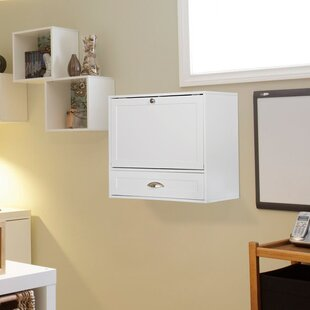 Summerset Wall Mount Drop Down Floating Desk