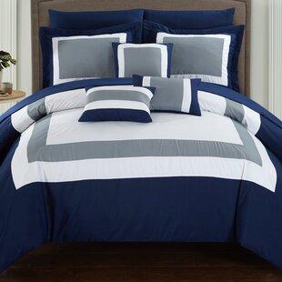 Chenard 10 Piece Comforter Set