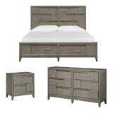 Ehrhardt Standard Configurable Bedroom Set by Brayden Studio