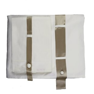 Silk Band 400 Thread Count 100% Cotton Sheet Set