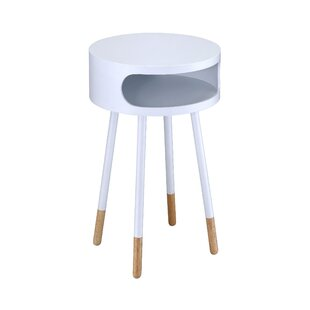 Meagher End Table by Latitude Run