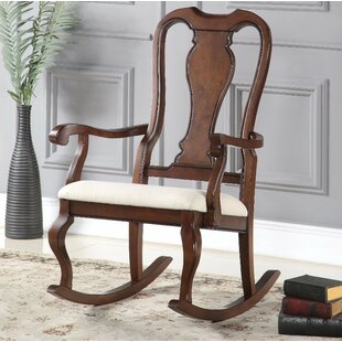 Charlton Home Sylvester Rocking Chair