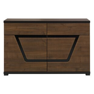 Howarth 2 Drawer Combi Chest By Ebern Designs