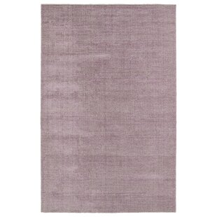Price comparison Claverham Lilac Area Rug By Wade Logan