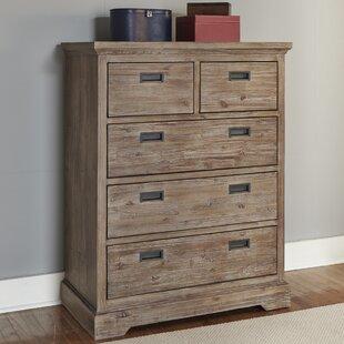 Viv + Rae Bryon 5 Drawer Dresser
