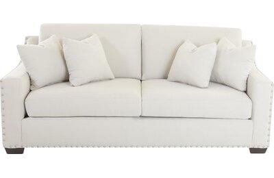 Elaine Sofa Upholstery: Oakley Ivory by Alcott Hill