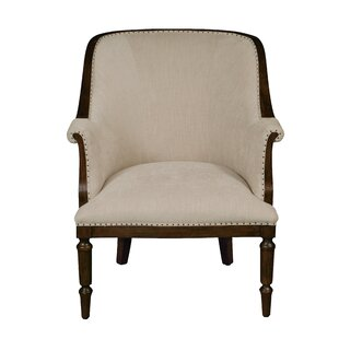 Bourgoin Armchair by House of Hampton