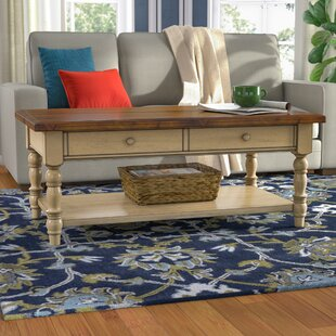 Three Posts Courtdale Coffee Table