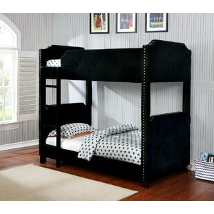 Dulcie Twin over Twin over Twin Bunk Bed