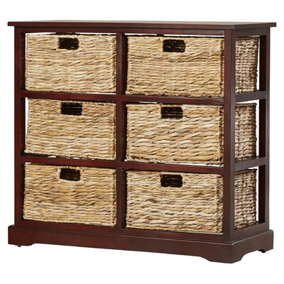 Clarion 6 Drawer Chest by Beachcrest Home