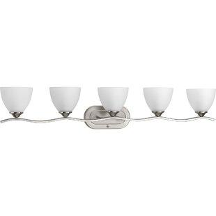 Van Reipen 5-Light Vanity Light By Winston Porter