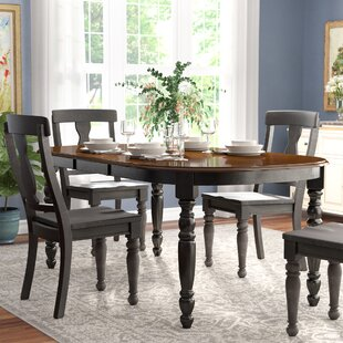 Scottville Extendable Dining Table By Darby Home Co