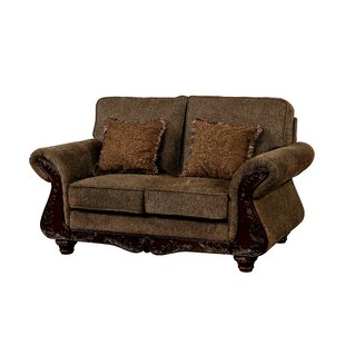 Lebo Transitional Loveseat Astoria Grand
