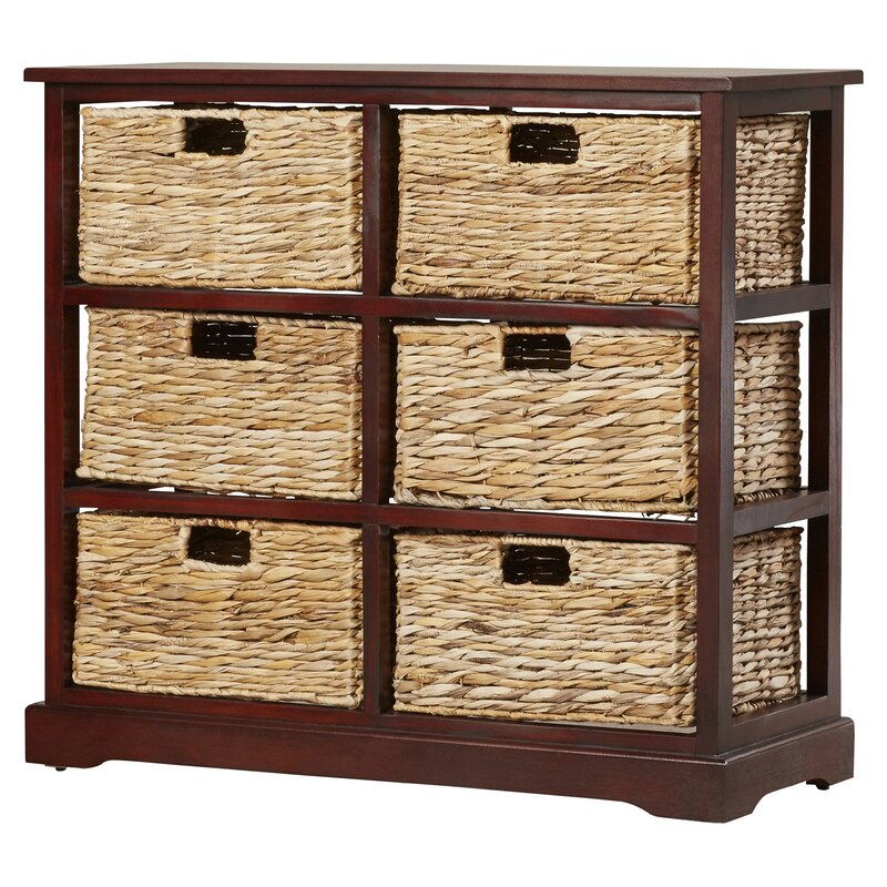 Incroyable Clarion 6 Basket Storage Chest