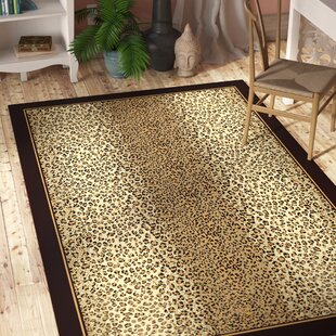 Marlette Brown Indoor/Outdoor Area Rug