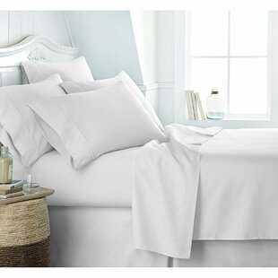 Crumbley 300 Thread Count 100% Cotton Sheet Set