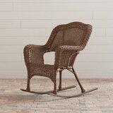 Remarkable Wicker Rocking Chairs Youll Love In 2019 Wayfair Inzonedesignstudio Interior Chair Design Inzonedesignstudiocom