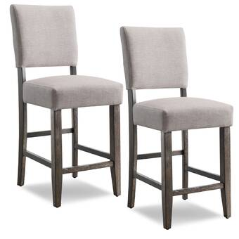Enjoyable Jennifer Wood 24 Bar Stool Caraccident5 Cool Chair Designs And Ideas Caraccident5Info
